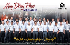 Mon Amie - nhà may đồng phục chất lượng tại TP HCM