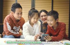 Lý Hải lấy chuyện học online của các con làm MV