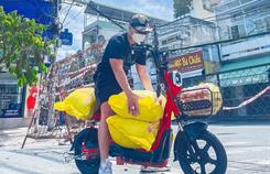"""Doanh nhân Trịnh Trung Hải: """"Làm từ thiện, mệt nhưng vui"""""""