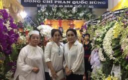 Đồng nghiệp thương tiếc nghệ sĩ Phan Quốc Hùng
