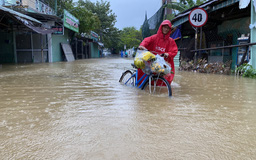 Đà Nẵng cho học sinh nghỉ học từ chiều 27-10 để phòng tránh bão số 9