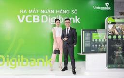"""Vietcombank """"chào sân"""" dịch vụ Ngân hàng số VCB Digibank"""