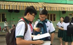 TP HCM: Đề xuất thi lớp 10 ngày 25-6 nhưng không khả thi