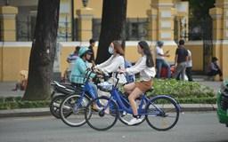 """Gần 400 xe đạp công cộng chuẩn bị """"tung tăng"""" ở trung tâm TP HCM"""