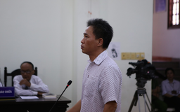 Quách Duy lãnh án 4  năm 6 tháng tù giam