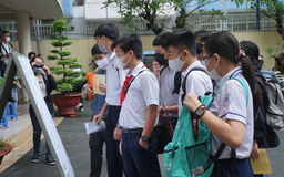 TP HCM: Bổ sung dữ liệu điểm lớp 9, chuẩn bị quyết phương án tuyển sinh lớp 10