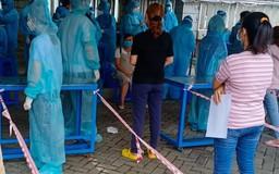 Công nhân Pouyuen ngụ tại phường An Lạc tạm nghỉ việc trong ngày 12-6
