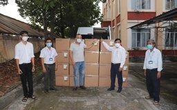 Sun Group gấp rút ủng hộ Tây Ninh hơn 10 tỉ đồng trang thiết bị y tế chống dịch Covid-19