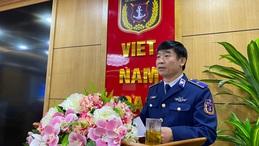 """Ra mắt sách """"Tổ quốc nơi đầu sóng"""" khắc hoạ hình ảnh cảnh sát biển Việt Nam"""