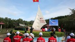 Hơn 10.000 lá cờ Tổ quốc đến vùng biên