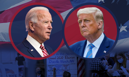 """[eMagazine] Cuộc bầu cử tổng thống """"chưa từng có"""" của nước Mỹ"""