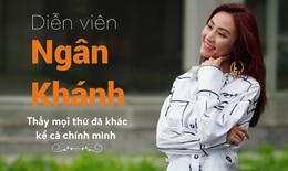 """Ngân Khánh trở về sau 4 năm """"mất tích"""""""