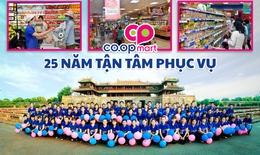 [eMagazine] 25 năm tận tâm phục vụ của hệ thống siêu thị thuần Việt lâu đời nhất Việt Nam