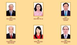 Danh sách 50 người ứng cử đại biểu Quốc hội khóa XV tại TP HCM