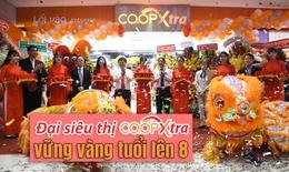 [eMagazine] Đại siêu thị Co.opXtra vững vàng tuổi lên 8