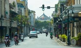 Hà Nội như thế nào sau khi có công điện khẩn hạn chế người dân ra đường?