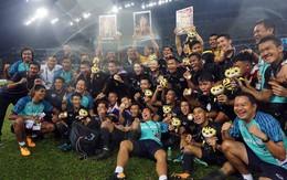Danh sách bạn đọc dự đoán trúng thưởng U22 Malaysia - U22 Thái Lan