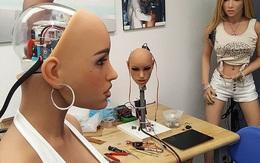 Coi chừng mất mạng vì robot tình dục