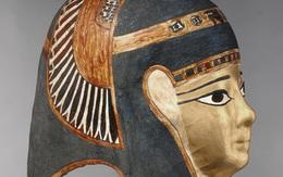 """Màu xanh Ai Cập """"sống dậy"""" từ hầm mộ"""