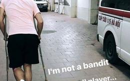 HLV Việt Hoàng phủ nhận chuyện trợ lý Sỹ Mạnh chém thủ môn Văn Lâm