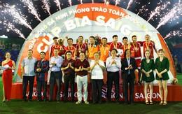 Quahaco FC vô địch khu vực Bình Định