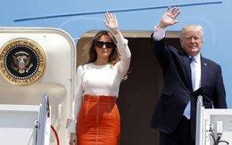 Nhà Trắng thông báo Tổng thống Donald Trump và Phu nhân sang Việt Nam