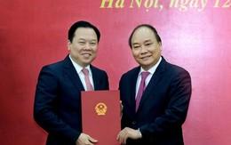 Thủ tướng trao quyết định bổ nhiệm Chủ tịch Ủy ban Quản lý vốn Nhà nước tại DN