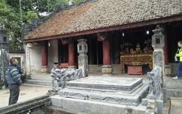 Ngắm long sàng – Bảo vật quốc gia ở cố đô Hoa Lư