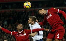 Trung vệ Liverpool tố Kane và Lamela đóng kịch giỏi