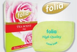 Folia Face Soap - tuyệt vời cho da mặt
