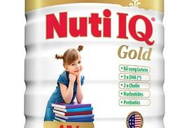 Dinh dưỡng giúp bé phát triển trí não