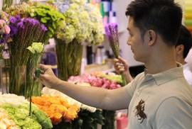 Tự tay cắm hoa, được tặng 50% giá trị sản phẩm