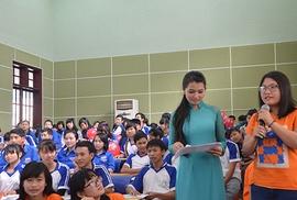 Học trò xứ Quảng hiến kế quy trình tuyển sinh