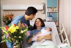 Chế độ thai sản đối với trường hợp nhờ mang thai hộ
