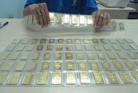 Giá vàng cao nhất trong 6 năm, tiến sát 40 triệu đồng/lượng