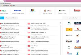 Tin tặc tấn công hệ thống Vietnamworks.com