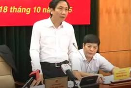 """Vụ bổ nhiệm ông Lê Phước Hoài Bảo: """"Trả lời miệng nên gây hiểu lầm!"""""""