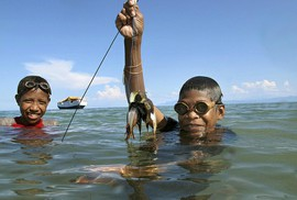 Những điều kỳ lạ ở Timor Leste