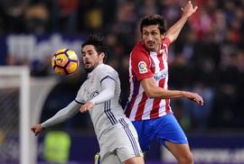 Lịch THTT: Đại chiến Real - Atletico Madrid