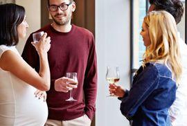 """Đừng nghĩ một chút bia, rượu vang là """"không sao"""""""