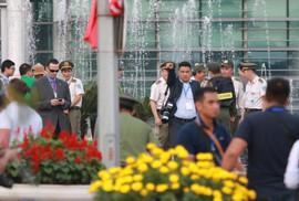 An ninh Việt Nam, Mỹ tất bật trước giờ Không lực Một chở ông Donald Trump hạ cánh