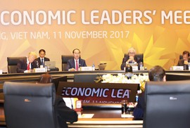 Khai mạc hội nghị quan trọng nhất APEC 2017