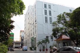 Xin giấy phép làm nhà nhưng xây bệnh viện