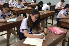 Gần 42% thí sinh tốt nghiệp nhờ cách tính điểm