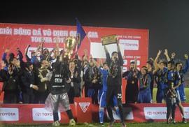 """Hội thảo """"Tương lai bóng đá Việt"""": Đã đến lúc lên tiếng!"""