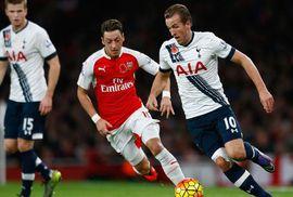 Lịch THTT: Đại chiến Tottenham - Arsenal