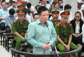 Hà Văn Thắm nhận tội thay cấp dưới