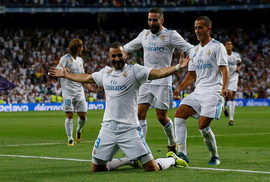"Adidas tài trợ ""khủng"" 1,1 tỉ euro cho Real Madrid"
