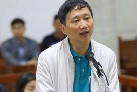 """Trịnh Xuân Thanh: """"Tiền người ta ném vào xe mà bị đề xuất chung thân"""""""