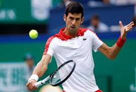 Federer và Djokovic tiếp tục hẹn nhau ở chung kết Thượng Hải Masters